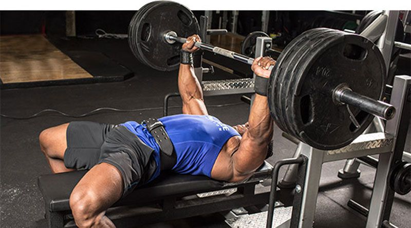 How to do bench press right?