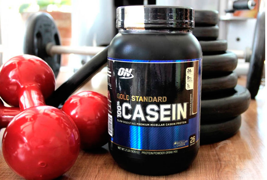 Casein protein guide: benefits and dosage
