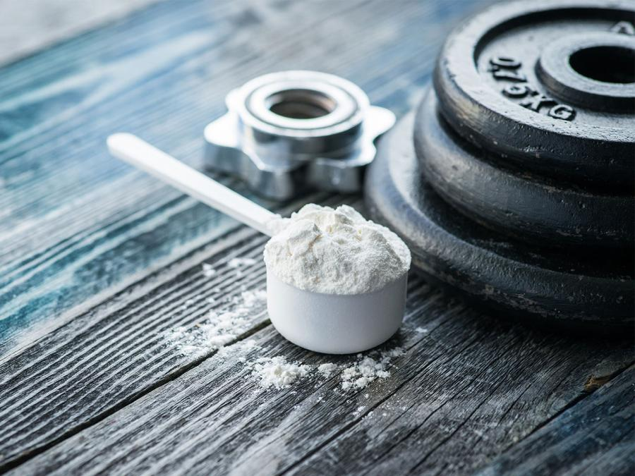 6 side effects of creatine: the destruction of myths