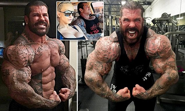 rich piana steroids death