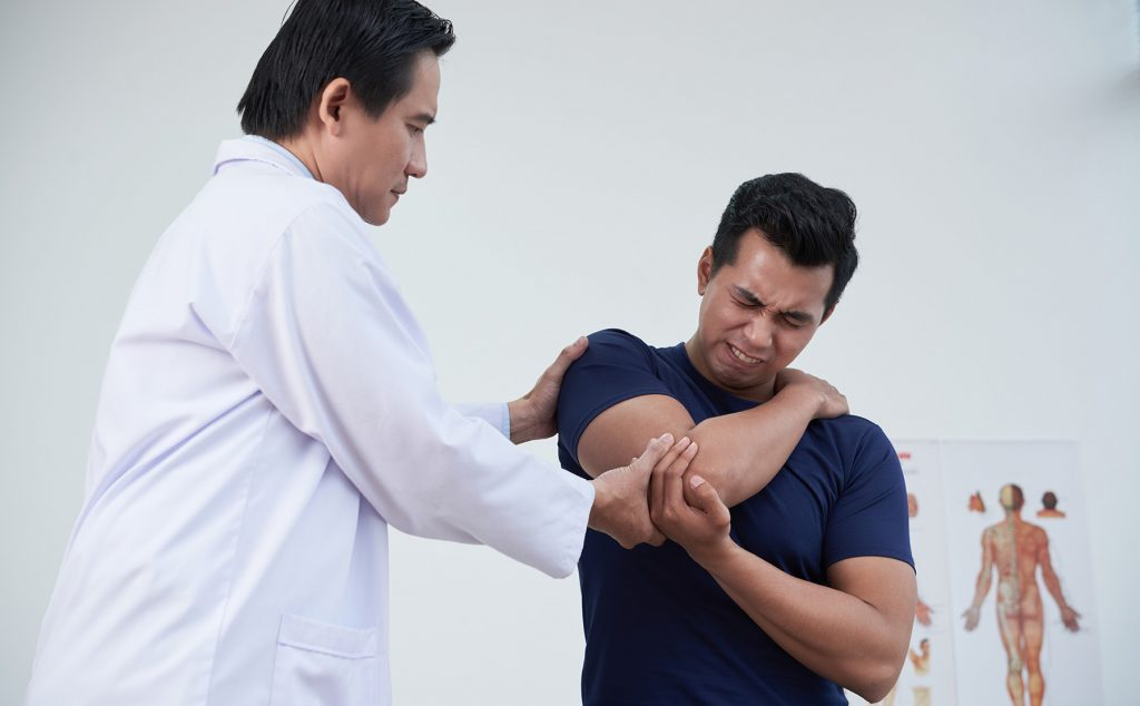 joint dislocation in bodybuilding
